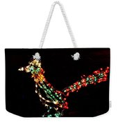 New Mexico Christmas Weekender Tote Bag