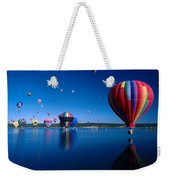 New Mexico Hot Air Balloons Weekender Tote Bag