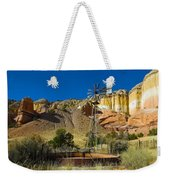 New Mexico Ranch Weekender Tote Bag