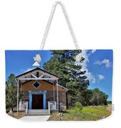 New Mexico Church Weekender Tote Bag