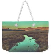 New Mexico Sunset Weekender Tote Bag