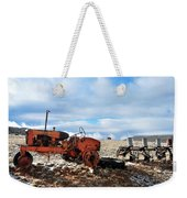 New Mexico Tractor Weekender Tote Bag