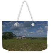 New Mexico Wind Mill Weekender Tote Bag