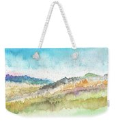 New Morning- Watercolor Art By Linda Woods Weekender Tote Bag