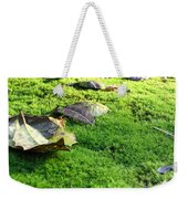 New Moss Weekender Tote Bag