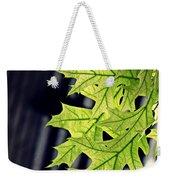 New Oak Leaves    Weekender Tote Bag