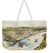 New Orleans, 1851 Weekender Tote Bag