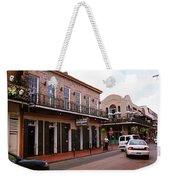 New Orleans Bourbon Street 2004 #43 Weekender Tote Bag