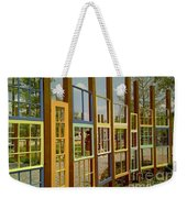 New Orleans Closed Door And A Window Of Many Views Weekender Tote Bag