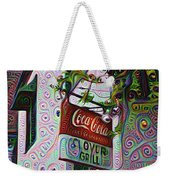 New Orleans - Clover Grill Weekender Tote Bag