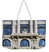 New Orleans Court Building Weekender Tote Bag