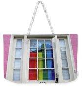 New Orleans Door 10 Weekender Tote Bag