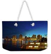 New Orleans Downtown Skyline Weekender Tote Bag