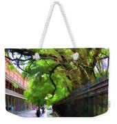 New Orleans French Quarter Paint  Weekender Tote Bag