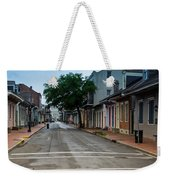 New Orleans French Quarter Special Morning Weekender Tote Bag