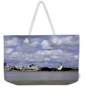 New Orleans From Algiers Point - In Color Weekender Tote Bag