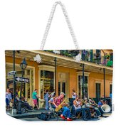 New Orleans Jazz 2 Weekender Tote Bag