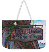 New Orleans - Lafittes Blacksmith Shop Sign Weekender Tote Bag