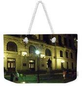 New Orleans Nights Weekender Tote Bag
