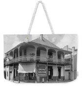 New Orleans Pharmacy Weekender Tote Bag