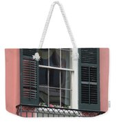 New Orleans Windows 4 Weekender Tote Bag