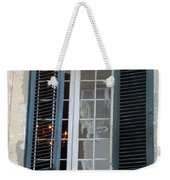 New Orleans Windows 5 Weekender Tote Bag
