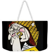 New Picasso The Weeper 2 Weekender Tote Bag