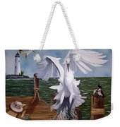 New Point Egret Weekender Tote Bag