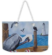 New Point Pelican Weekender Tote Bag