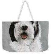 New Pup Weekender Tote Bag