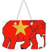 New Republican Party Weekender Tote Bag