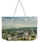 New Rochelle 4 Weekender Tote Bag