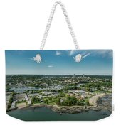 New Rochelle Bech Clubs Weekender Tote Bag