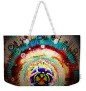 New Solar System Is Born Weekender Tote Bag