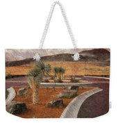 New Subdivision View Weekender Tote Bag