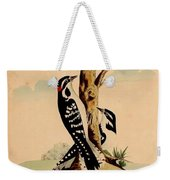 New System Of Ornithology Weekender Tote Bag