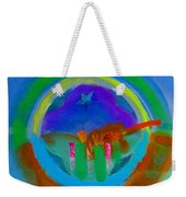 New World Spring Weekender Tote Bag