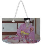 New Yea's Day Weekender Tote Bag