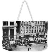 New York: Bank Run, 1930 Weekender Tote Bag
