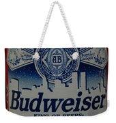 New York Bud Weekender Tote Bag