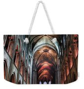 New York, Church Weekender Tote Bag