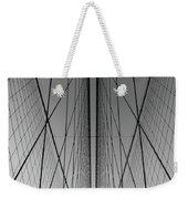 New York City - Brooklyn Bridge Weekender Tote Bag