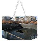 New York City National September 11 Memorial Weekender Tote Bag