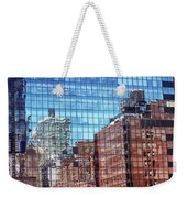 New York City Skyscraper Art 4 Weekender Tote Bag