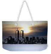 New York City - The Way We Were Weekender Tote Bag