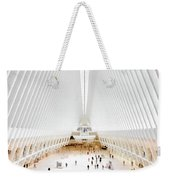 New York City World Trade Center Oculus Weekender Tote Bag