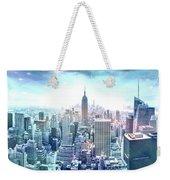 New York Fairytales Weekender Tote Bag