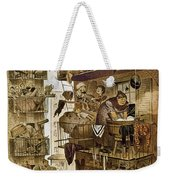 New York: Fire Escapes Weekender Tote Bag