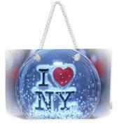 New York Greetings  Weekender Tote Bag