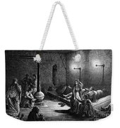 New York: Homeless, 1873 Weekender Tote Bag